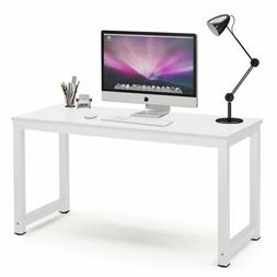 PC Laptop Study Table Workstation Writing Desk Home Office C