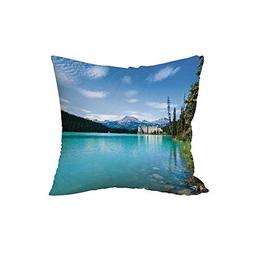 polyester throw pillow cushion