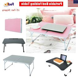 Portable Large Bed Tray Foldable Multifunction Laptop Desk L