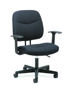 HON Sadie Task Chair-Fixed Arm Computer Chair for Office Des