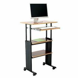 "Safco Products Muv 35-49""H Stand-Up Desk Adjustable Height C"