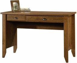 Sauder Shoal Creek Computer Desk, Oiled Oak finish