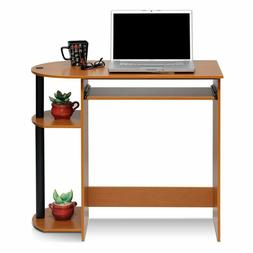 Furinno Simplistic Easy Assembly Computer Desk, Multiple Col