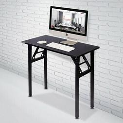 Need Small Computer Desk Folding Table 31 1/2' Length No Ass