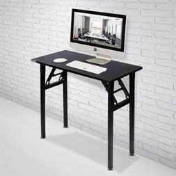 Need Small Computer Folding Table No Assembly Sturdy and Hea