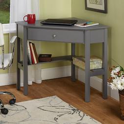 Small Corner Desk Laptop Computer Writing Home Office Bedroo