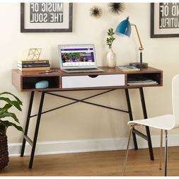 Small Desk Computer Desks Mid Century Home Office Tables Wri