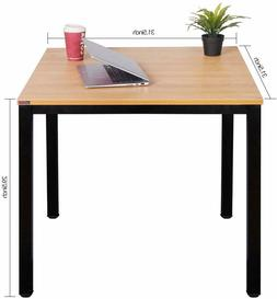 Need Small Square Dining Table Writing Desk for Small Spaces