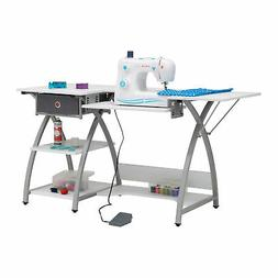 Sew Ready STDN-38018 Venus Sewing Machine Craft Table Comput