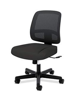 HON ValuTask Task Chair, Mesh Back Computer Chair for Office