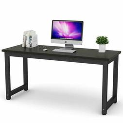 "Tribesigns Modern Computer Desk, 63"" Large Office Desk Compu"