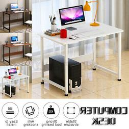 US Wooden Computer Laptop Table Study Desk Home Office Furni