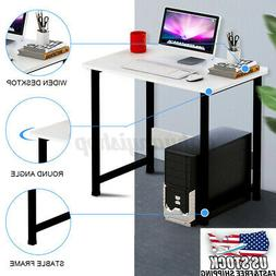 US Wooden Computer Laptop Table Study Desk Office Furniture