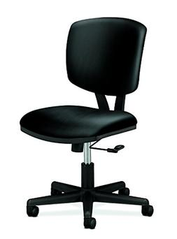 HON Volt Task Chair - Leather Computer Chair for Office Desk