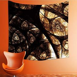 Muyindo Wall Tapestries beautiful abstract image computer ge