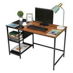 Wood Computer Desk PC Laptop Table Study Workstation Home Of